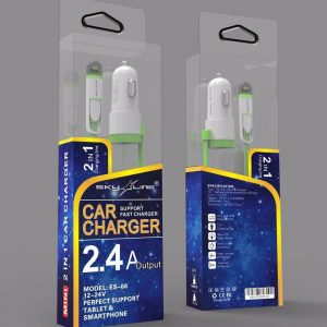 Car Charger SL-ES 68