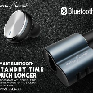 Car Charger & Bluetooth Headset SL-CM3U