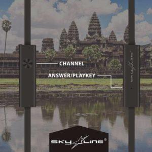 Skyline Earphone SL-X35