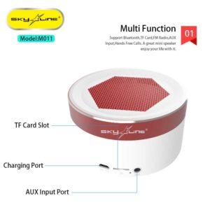 BluetoothSpeaker SL-M011
