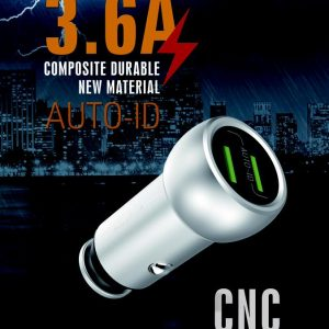 Skyline Car Charger SL-C36