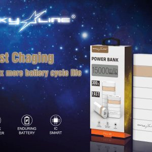 Sky Line Power Bank SL-305(15000Mah)