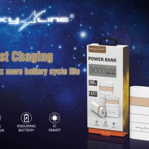 Sky Line Power Bank SL-Y303(9000Mah)